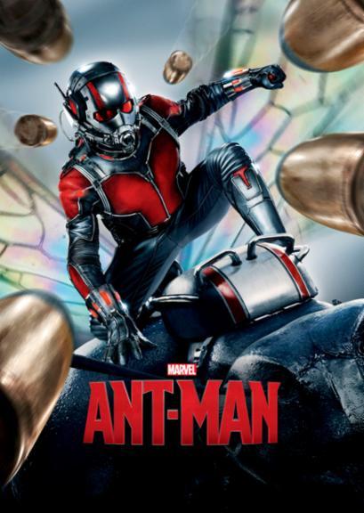 Ant - Man (Super Heroes' Festival)