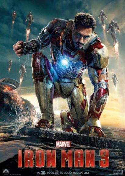Iron Man 3 (Super Heroes' Festival)