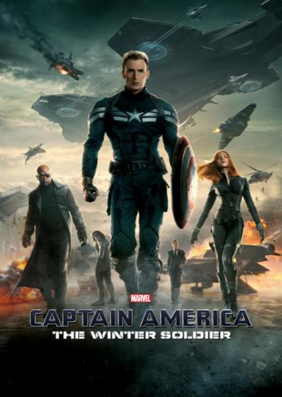 Captain America : The Winter Soldier (Super Heroes' Festival)