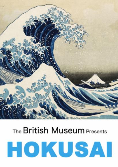 British Museum presents: Hokusai