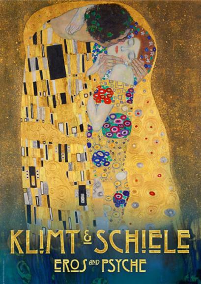 Klimt and Schiele: Eros and Psyche